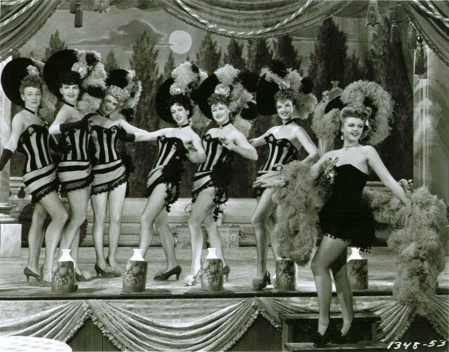 Angela Lansbury dancing