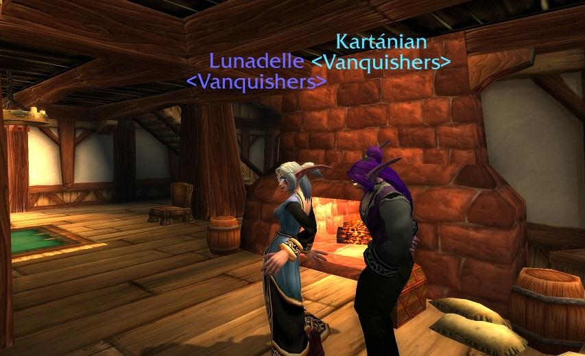 L and K dancing 4
