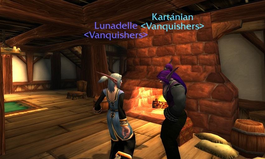 L and K dancing 8