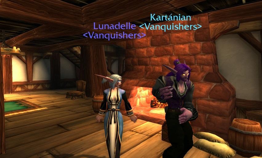 L and K dancing 9